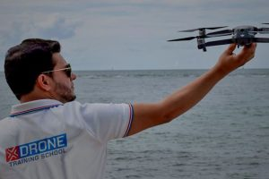 About drone training school